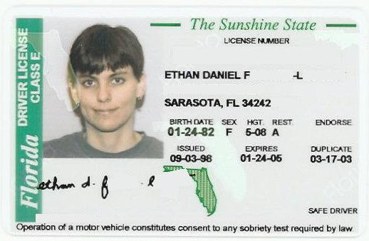 change name on fl drivers license